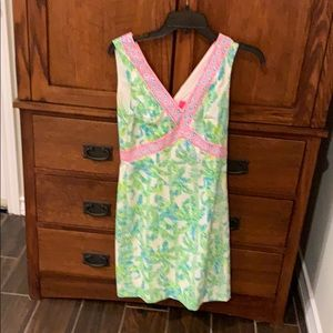 Womens 00 Lilly Pulitzer dress